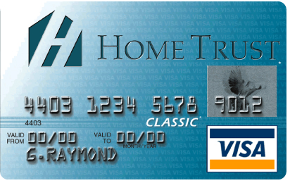 Home Trust Secured Visa Credit Card